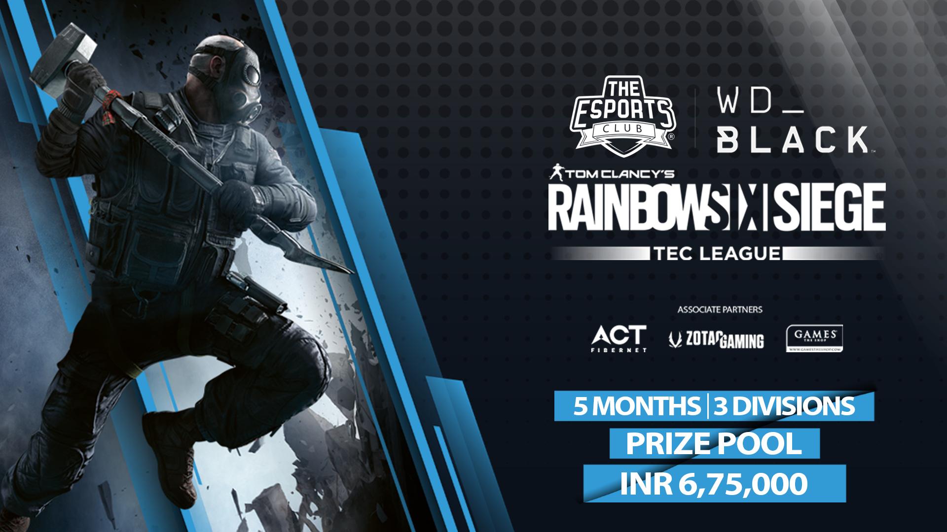 TEC RainbowSix Siege League