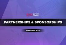 Partnerships and sponsorships February 2020