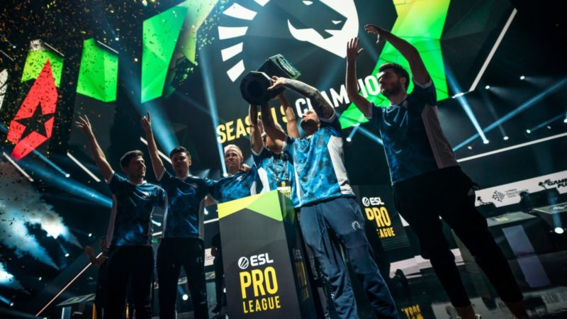 ESL Pro League Nevada Betting