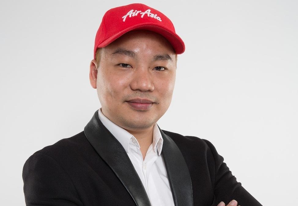 Allan Phang AirAsia Esports