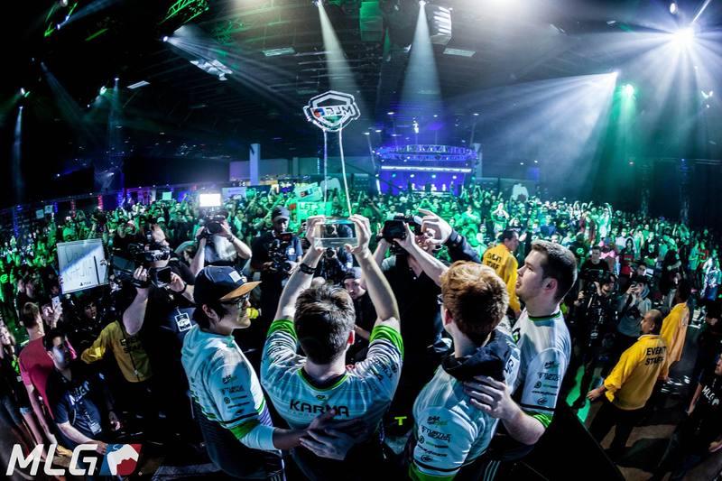 OpTic Gaming Win CWL MLG