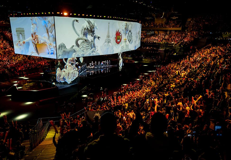 TBWA League of Legends World Championship 2020