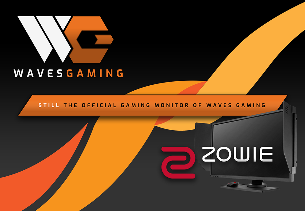BenQ ZOWIE Waves Gaming