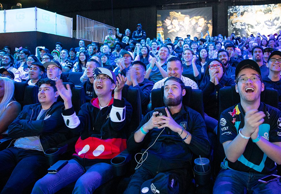 Esports fans are spoiled