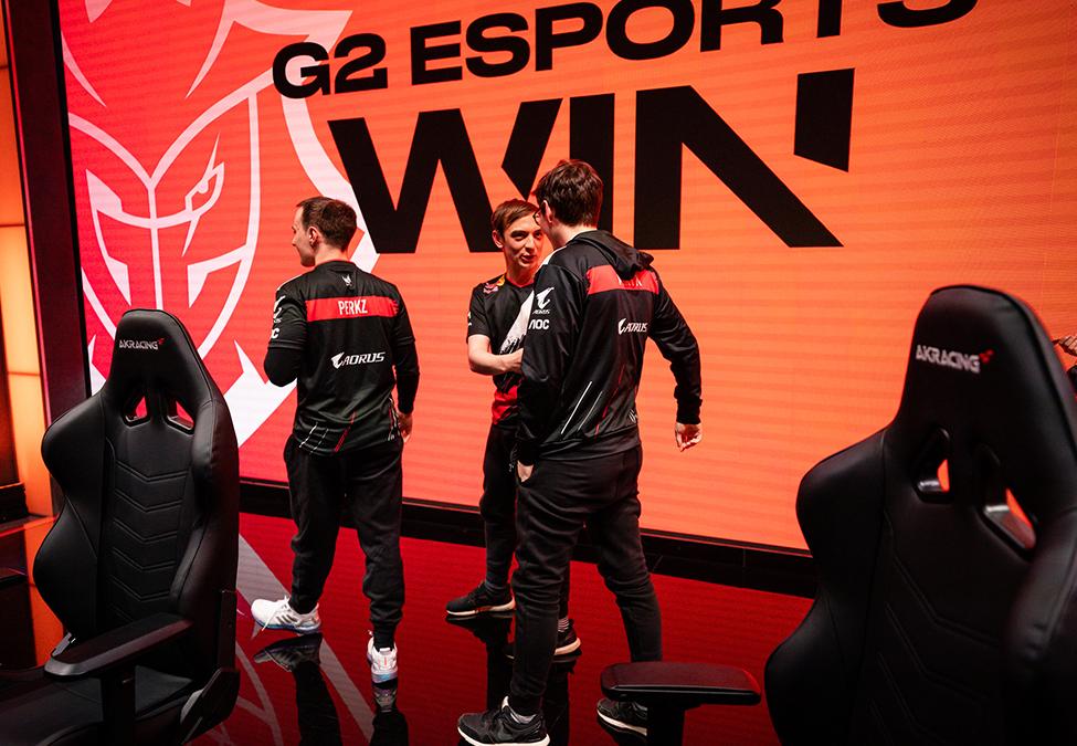 G2 Esports Brandgenuity