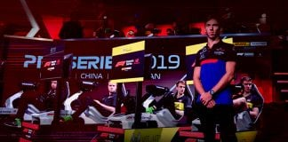 Gfinity F1 Esports Series Extension