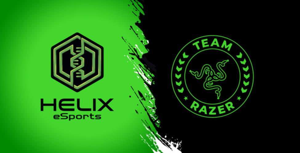 Helix eSports x Razer