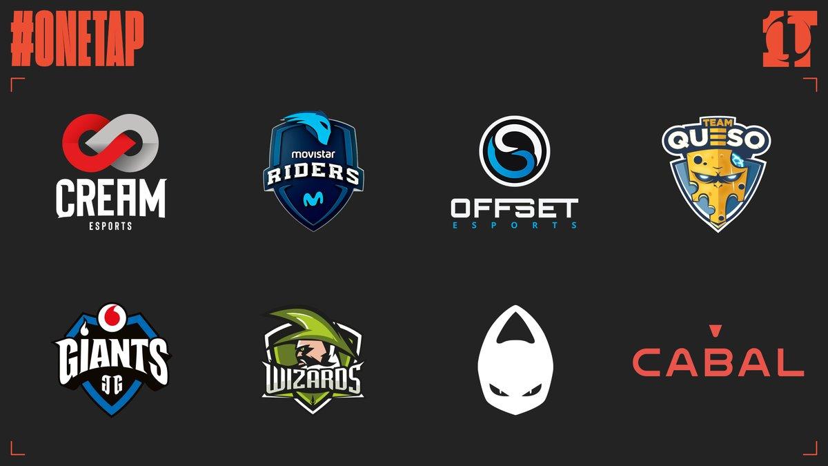 One Tap League Teams