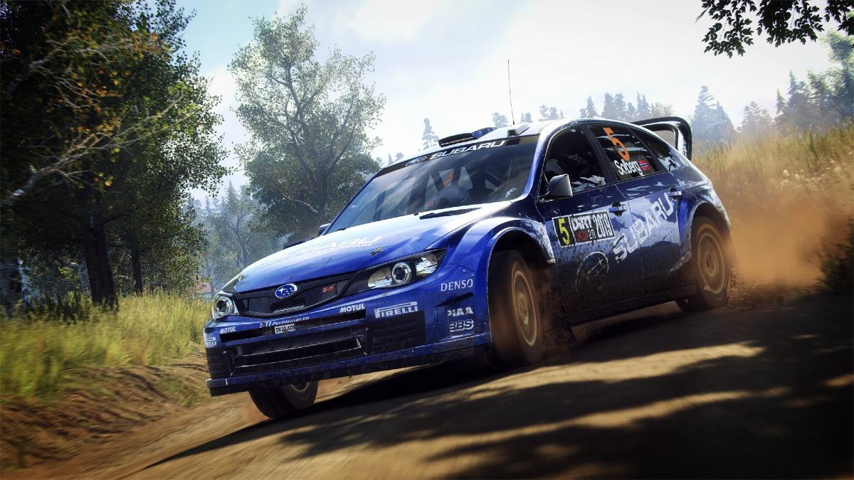 PCSpecialist x British Rally Championship