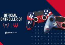 Scuf Gaming Caps Gaming Wizards District Gaming