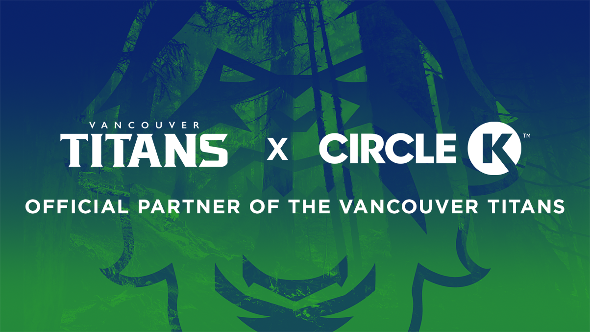 Vancouver Titans Circle K