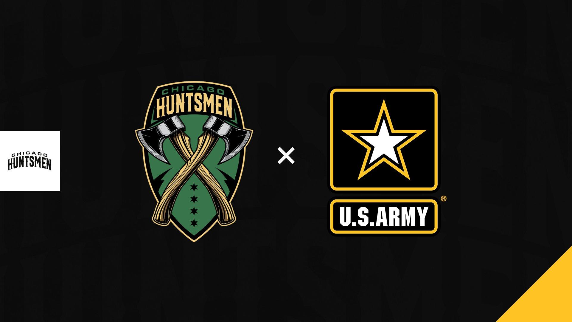 Chicago Huntsmen x US Army