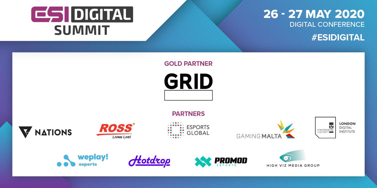 ESI Digital Summit Partnerships 2020