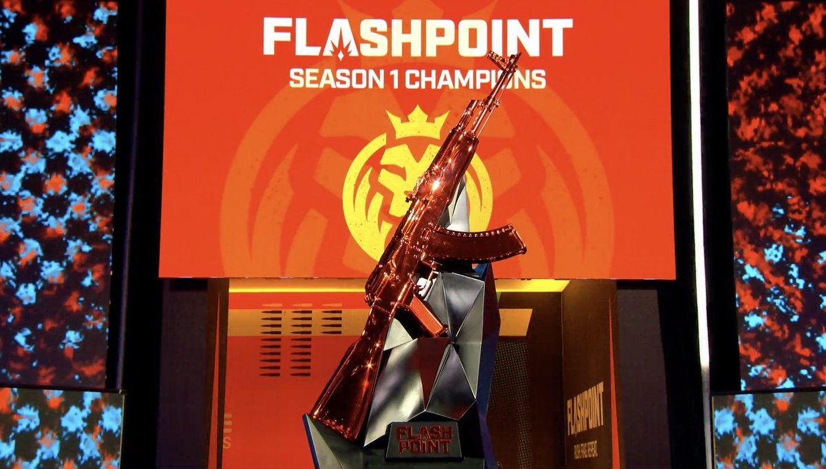 Flashpoint Esports Charts