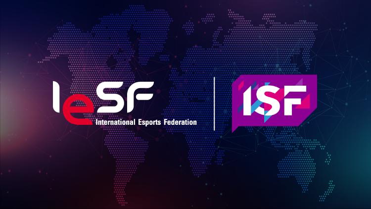 International Esports federation and International School Sports federation