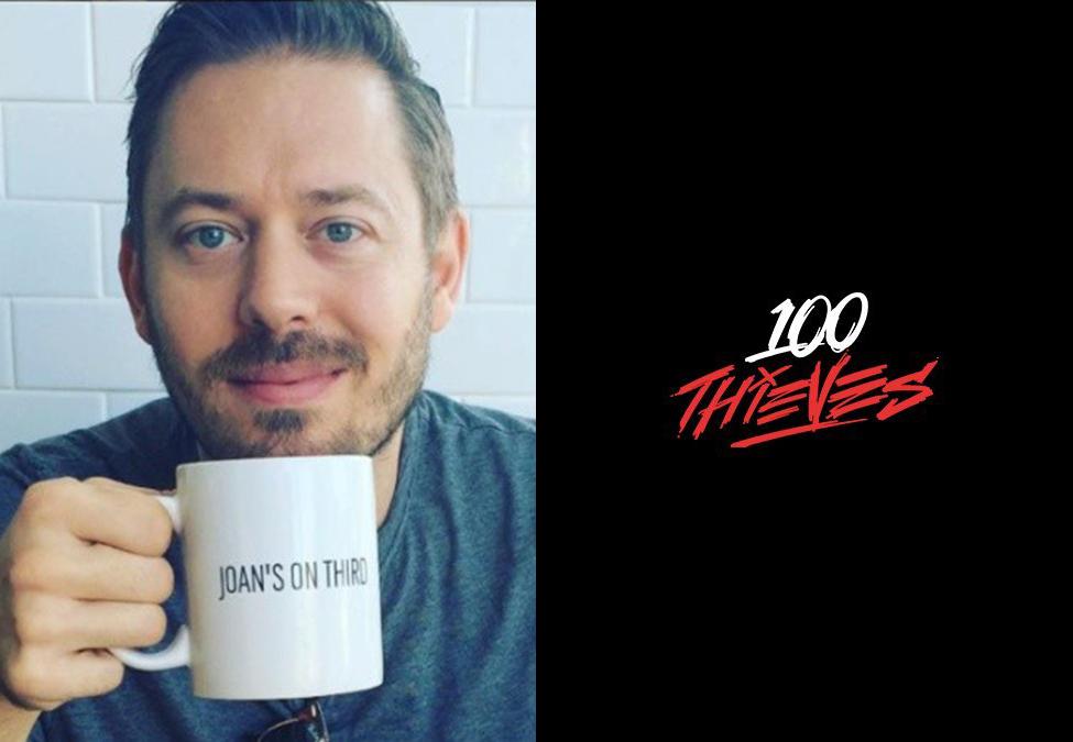 Jeremy Azevedo 100 Thieves