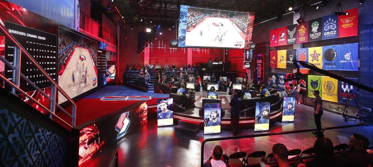 NBA 2K League GameStop Jostens SAP Tissot