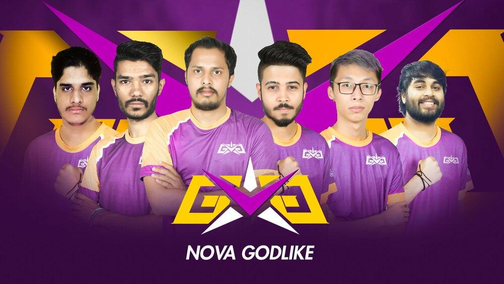 Nova Esports GodLike