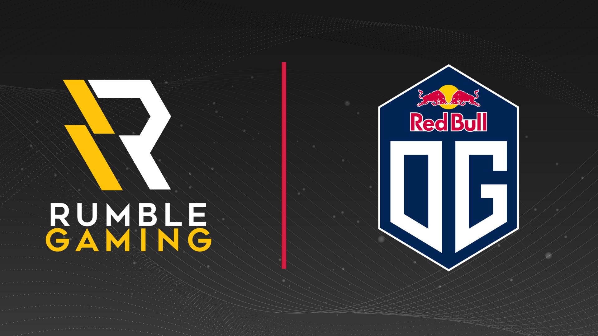 OG Esports x Rumble Gaming