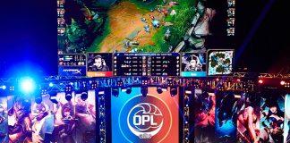 Oceanic Pro League EPOS Partnership