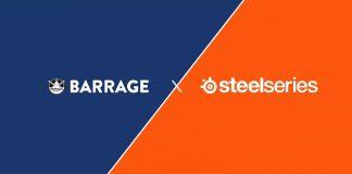 Barrage SteelSeries 2020