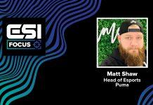 Matt Shaw ESI Focus