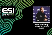 Nicolas Estrup ESI Insight