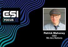 Patrick Mahoney ESI Focus