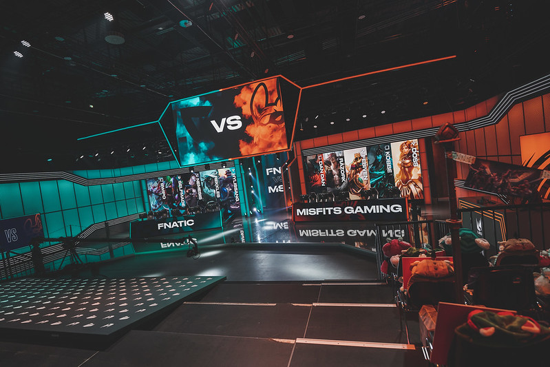 Riot Games European Esports Restructuring