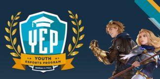 Youth Esports Program Riot Games