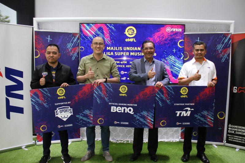 Malaysia Football League eMFL