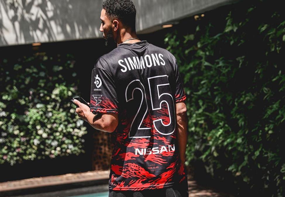 Ben Simmons FaZe Clan 2