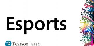 British Esports Association Pearson Esports BTEC