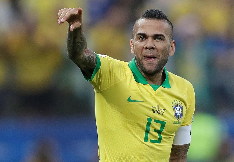 Dani Alves Good Crazy We Are Nations