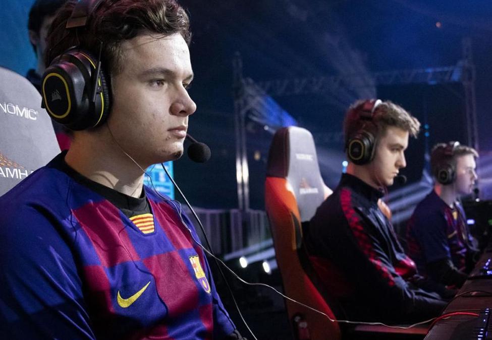 FC Barcelona Esports Tencent