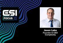 Jason Lake ESI Focus Cover