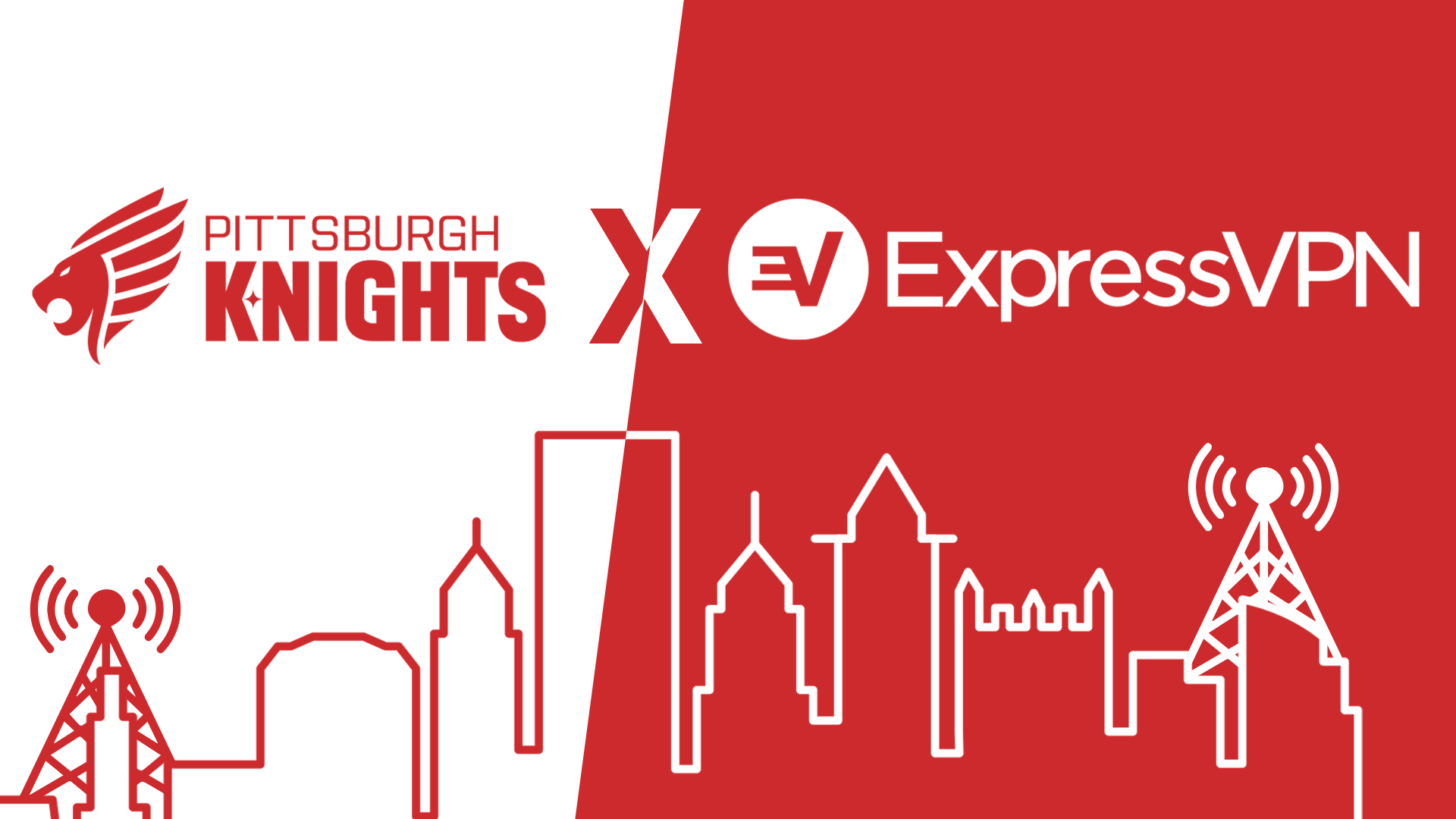 Pittsburgh Knights ExpressVPN