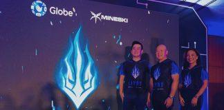 Mineski Globe Telecom 2020