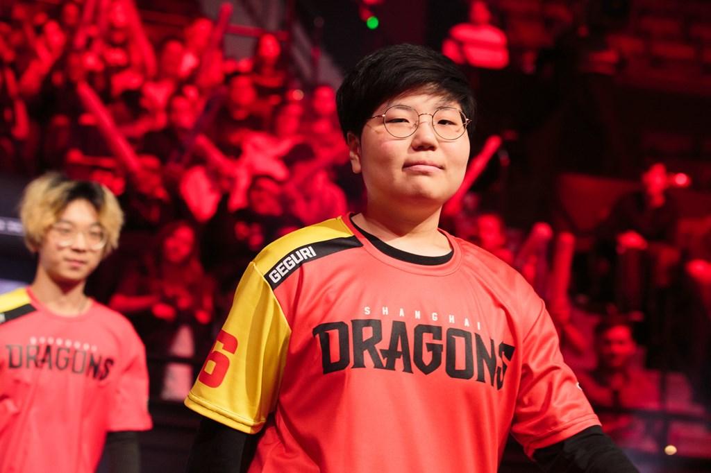 Geguri Shangai Dragons