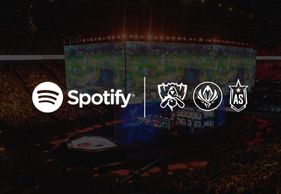 League of Legends Esports Spotify
