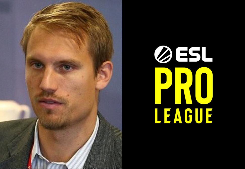 Alexander Inglot ESL Pro League