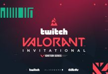 BLAST VALORANT Twitch Invitational Alienware Gillette