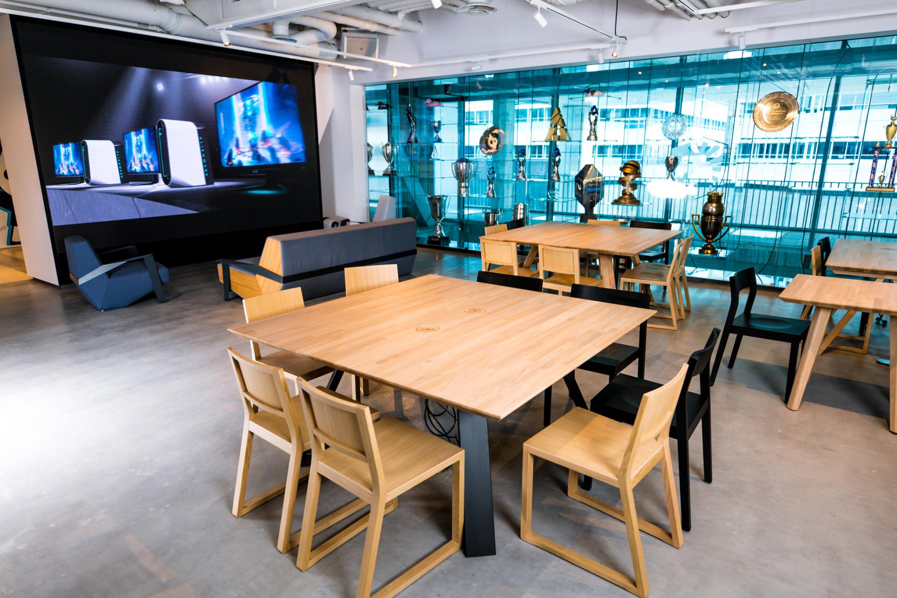 AlienWare Training Facility EU - Team Liquid Dining Hall
