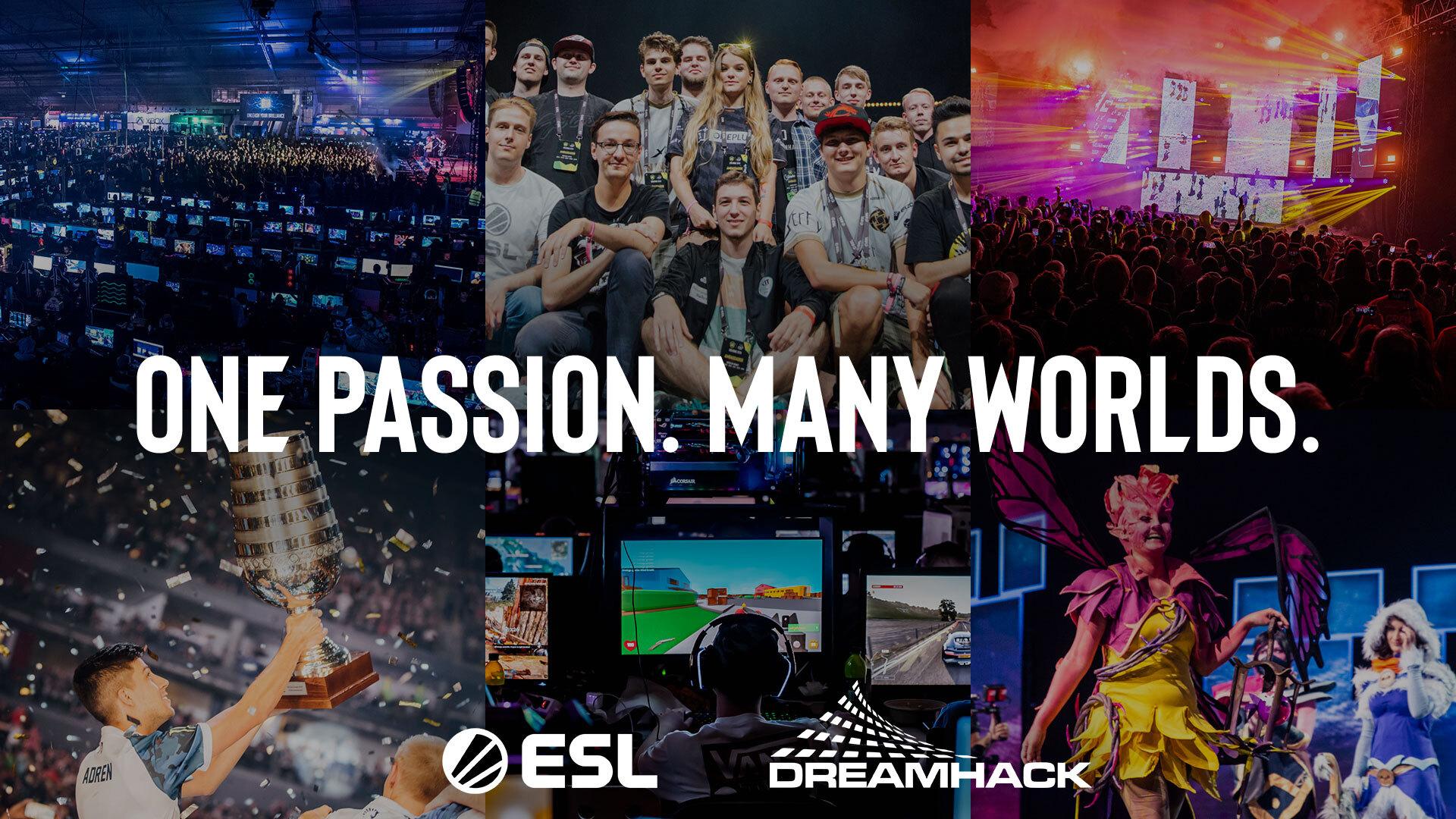 DreamHack ESL Merger