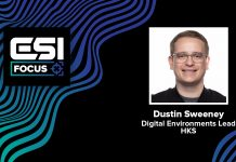 Dustin Sweeney ESI Focus Cover