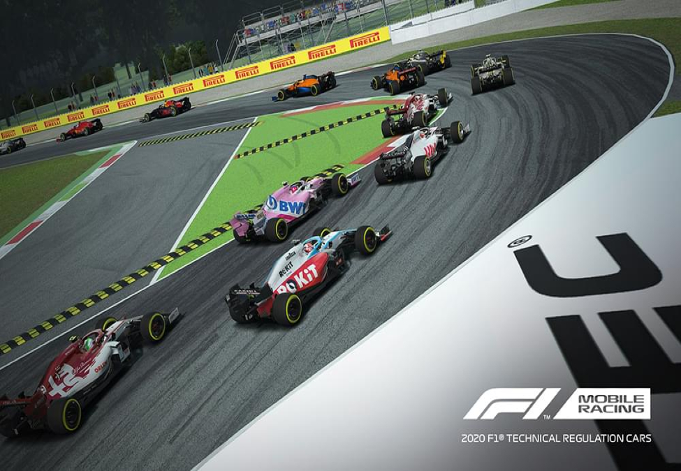 F1 Mobile Esports Formula 1