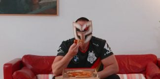 G2 Esports Domino's Pizza