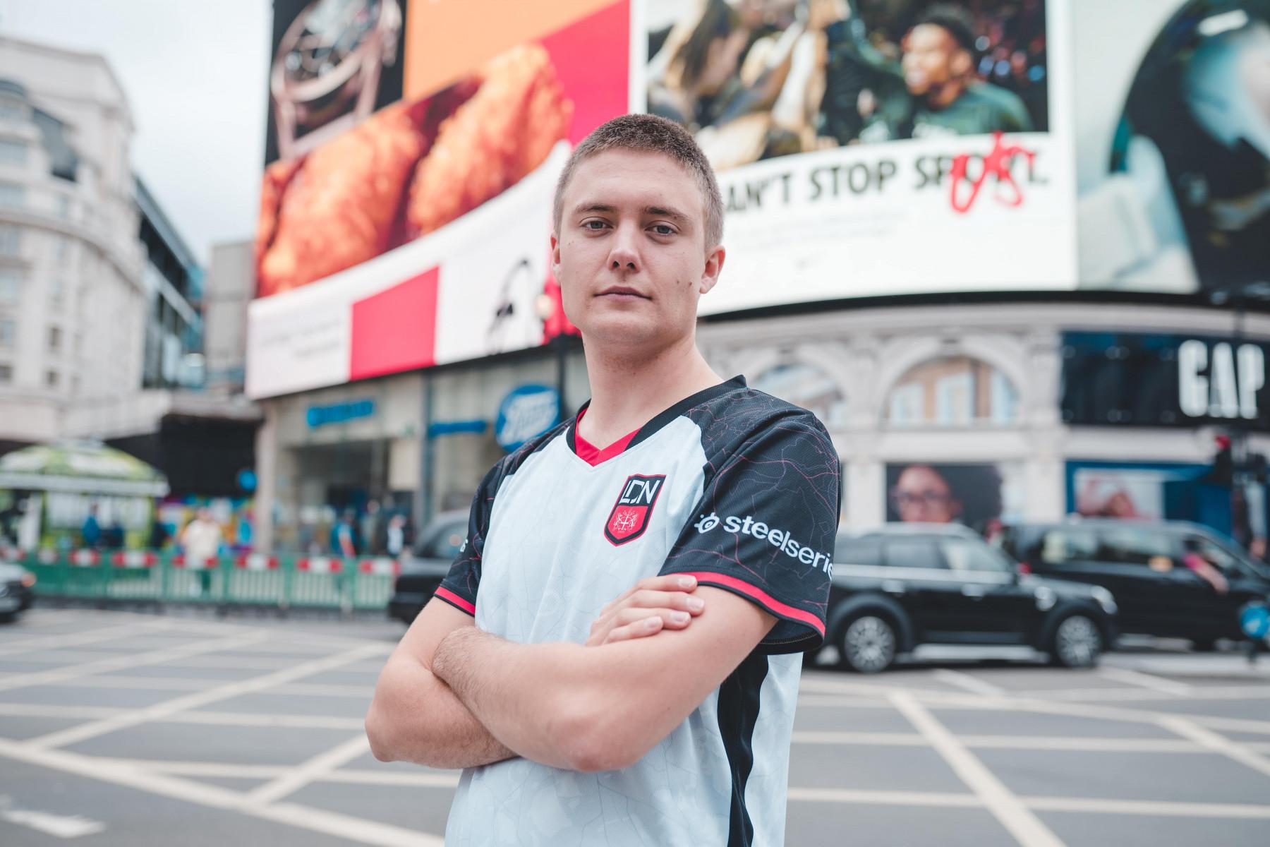London Esports Alex Harris