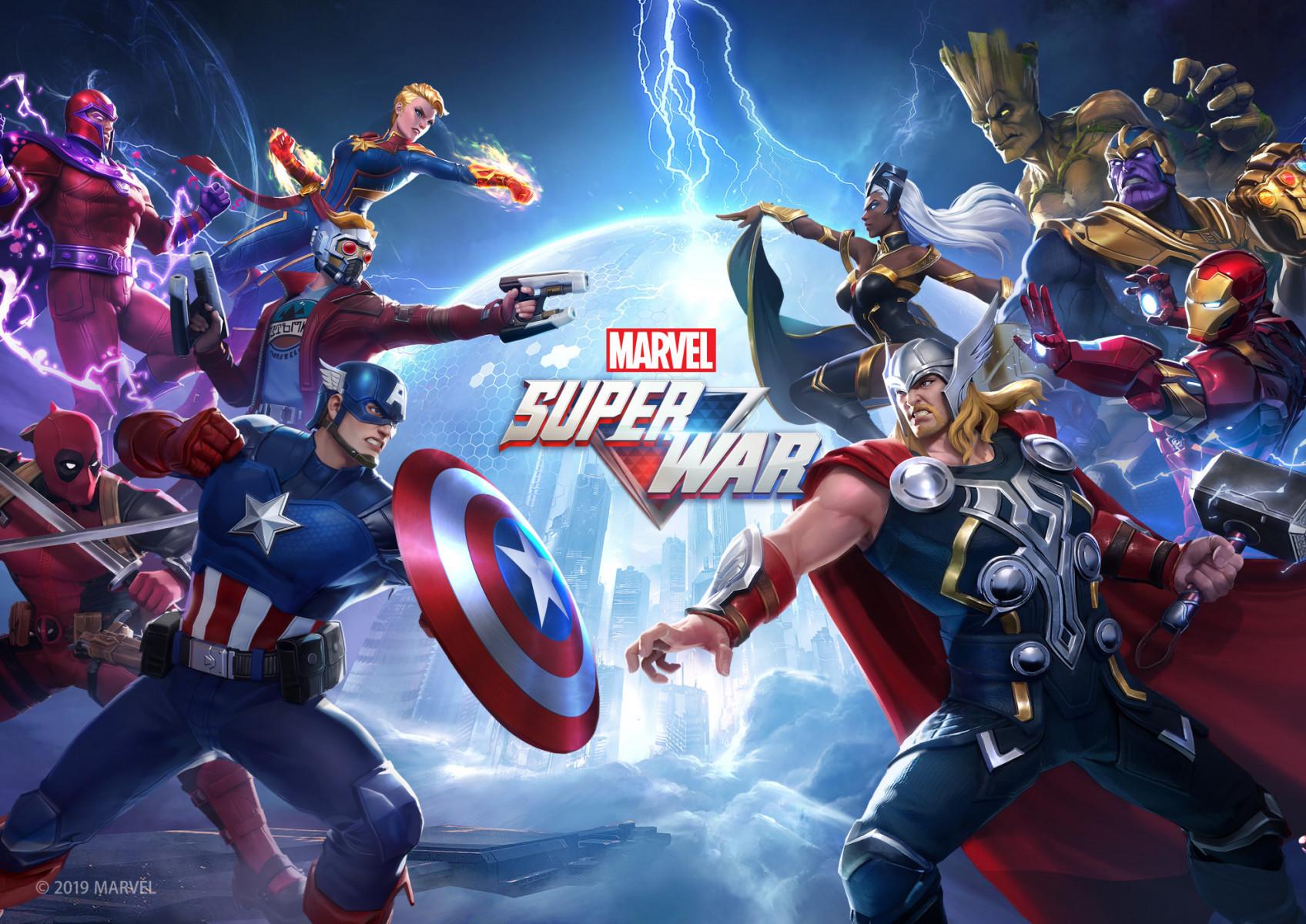 Marvel Super War ESL NetEase