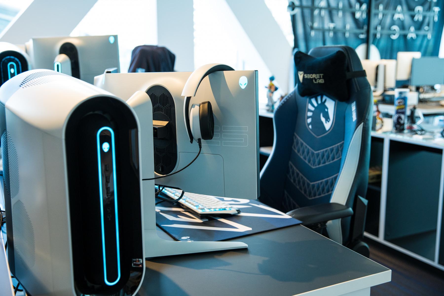 AlienWare Training Facility EU - Team Liquid Open Office